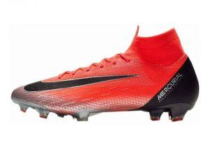 Nike Mercurial Superfly 360 Elite CR7 Firm Ground - Red (AJ3547600)
