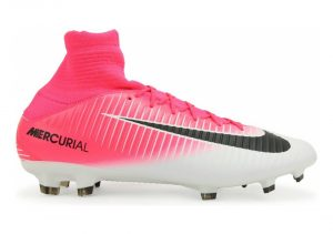 Nike Mercurial Veloce III Dynamic Fit Firm Ground - Pink (831961601)