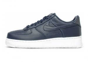 NikeLab Air Force 1 Low - Blue (555106401)