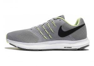 Nike Run Swift - Wolf Grey/Dark Obsidian (908989007)