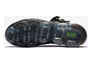 Nike Air Vapormax Premier Flyknit - Multicolore Black Signal Blue Green Strike 003 (AO3241003)
