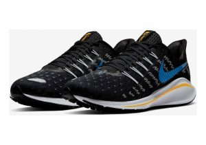 Nike Air Zoom Vomero 14 - Black University Blue White Psychic Blue (AH7857008)