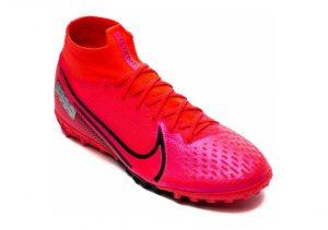 Nike Mercurial Superfly 7 Elite Turf - Crimson Black (AT7981606)