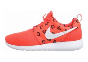 Nike Roshe One Print - Orange (599432603)