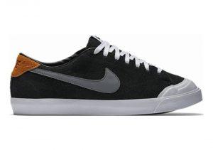 Nike SB Zoom All Court CK - Black/Cool Grey-vivid Orange (806306008)