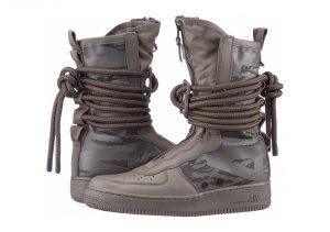 Nike SF Air Force 1 High - Grey (AA1128203)
