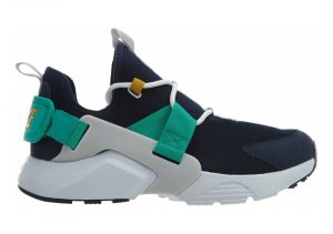 Nike Air Huarache City Low - Obsidian/White/Vast Grey (AH6804401)