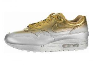 Nike Air Max 1 LX - Metallic Gold/Metallic Platinum (917691700)