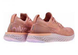 Nike Epic React Flyknit - pink (AQ0070602)