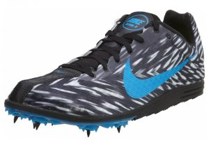 Nike Zoom Rival D 8 - Black/Photo Blue (616310004)