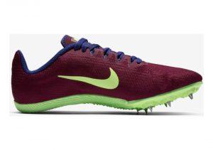 Nike Zoom Rival M 9 - Bordeaux Regency Purple Lime Blast (AH1020600)