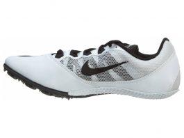 Nike Zoom Rival S 7 - Blanco Negro Verde White Black Volt (616313170)