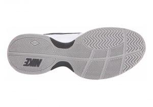 NikeCourt Lite - White/Black/Medium Grey (845021100)