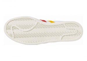 blanc/jaune or/rouge foncà (EF2510)