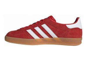 Adidas Gazelle Indoor - rouge/blanc/rose (EE5731)