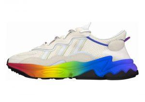 Adidas Ozweego Pride - White (EG1076)