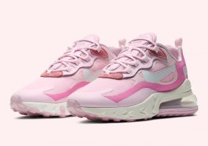 Nike Air Max 270 React Pink Foam/White/Digital Pink/Sail