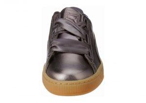Puma Basket Heart Luxe - Quiet Shade / Quiet Shade (36673001)