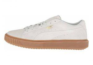 Puma Breaker Suede Gum - White (36607902)