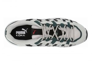 Puma CELL Endura - Glacier Grey / High Risk Red (36935703)