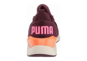 Puma Muse Chase - Fig-shocking Orange (36774202)