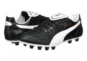 Puma Esito Classico Firm Ground - Black Black White Bronze (10333601)