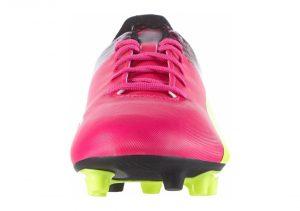 Puma EvoSpeed 5.5 Tricks Firm Ground - Pink Pink Glo Safety Yellow Black (10359601)