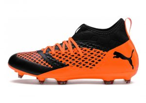Puma Future 2.3 Netfit FG/AG - Puma Black Shocking Orange (10483202)