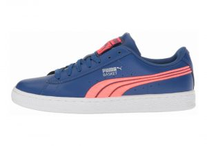 Puma Basket Classic Badge - True Blue-bright Plasma (36255004)