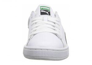 Puma Basket Classic LFS - White Black (35436722)