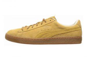 Puma Basket Classic Winterized - Yellow (36132401)