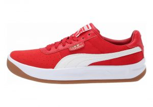 Ribbon Red-puma White-puma Team Gold (36660807)