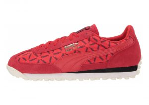 Puma Easy Rider Lux - High Risk Red Whisper White (36962701)