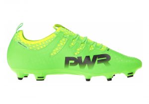 Puma EvoPower Vigor 2 Firm Ground - Green Gecko Puma Black Safety Yellow (10395401)