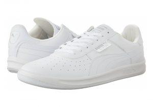 Puma G. Vilas L2 - White/Metallic Silver (35275801)