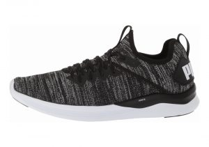 Puma Ignite Flash evoKNIT - BLACK (19050802)