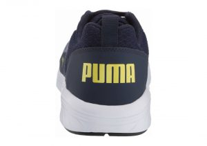 Puma NRGY Comet - Peacoat Blazing Yellow (19055618)