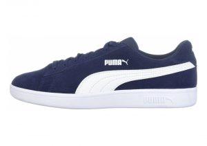 Puma Smash v2 - Peacoat / Puma White (36498904)