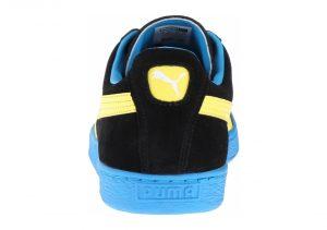 Puma Suede Classic + LFS - Black Blazing Yellow (35632812)