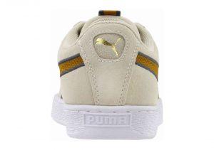 Puma Suede Classic Sport Stripes - Beige (36661502)