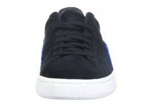 Puma Suede Classic Terry - Puma Black Blue Depths (36386303)