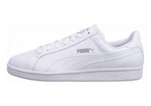 Puma Smash Leather - White (35672202)