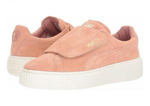 Puma Suede Platform Strap - Pink (36458603)