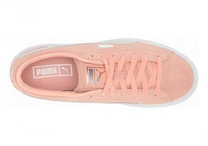 Puma Suede Platform - Orange (36222310)