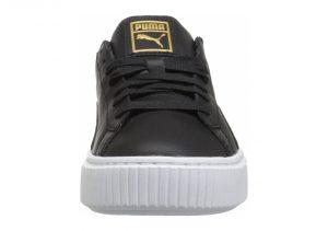 Puma Basket Platform Core - Black Black Gold (36404003)