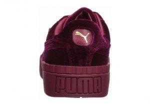 Puma Cali Velvet - Red (36988701)