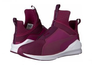 Magenta Purple/Puma White (18941803)