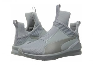 Puma Fierce Quilted - Quarry Puma Silver (18941802)