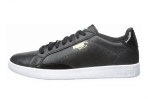 Puma Match Lo B&W - Black Black White (35802402)