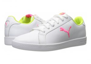 Puma White Knockout Pink Safety Yellow (36422102)